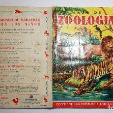 Coleccionismo Álbum: BRUGUERA - ALBUM DE ZOOLOGIA - ALBUM COMPLETO. Lote 190356102