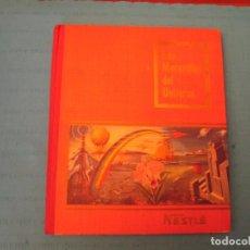 Coleccionismo Álbum: LAS MARAVILLAS DEL UNIVERSO CHOCOLATES NESTLE. Lote 190426310