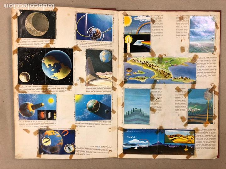Coleccionismo Álbum: ÁLBUM ENCICLOPÉDICO DISGRA-FHER (1965). ÁLBUM DE CROMOS COMPLETO. - Foto 5 - 190481140
