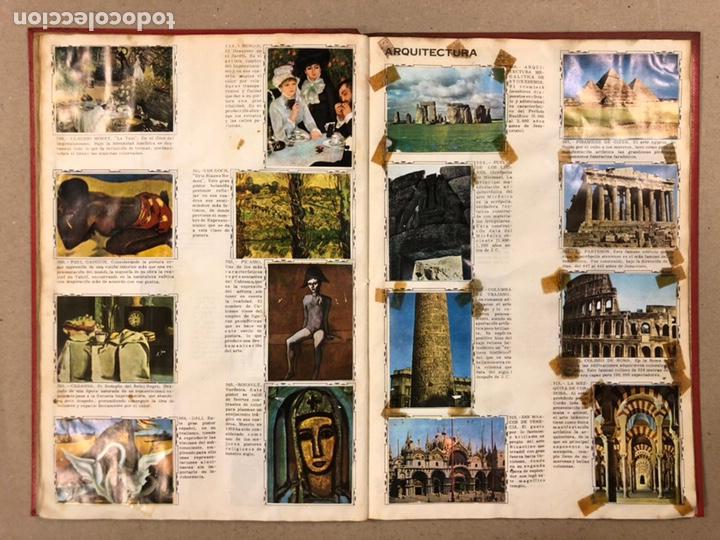 Coleccionismo Álbum: ÁLBUM ENCICLOPÉDICO DISGRA-FHER (1965). ÁLBUM DE CROMOS COMPLETO. - Foto 23 - 190481140