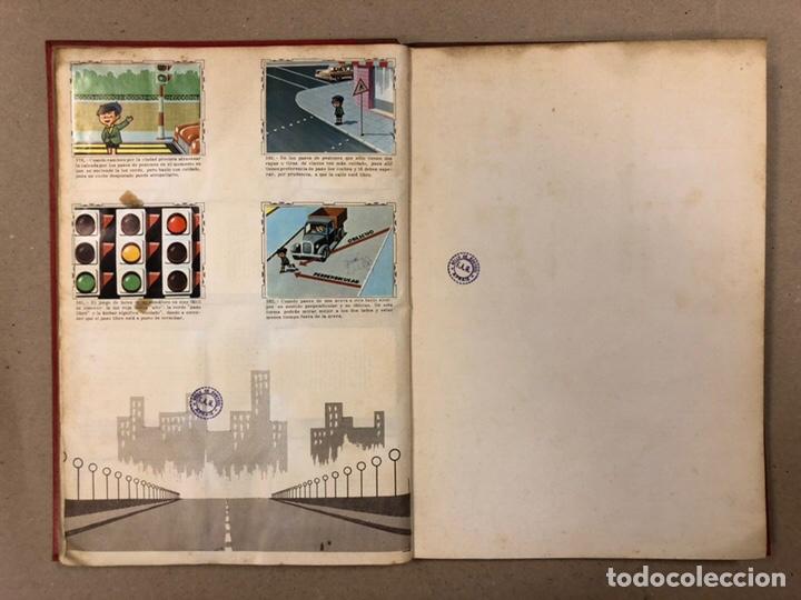 Coleccionismo Álbum: ÁLBUM ENCICLOPÉDICO DISGRA-FHER (1965). ÁLBUM DE CROMOS COMPLETO. - Foto 28 - 190481140