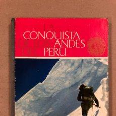 Coleccionismo Álbum: LA CONQUISTA DE LOS ANDES. ÁLBUM DE CROMOS COMPLETO. EDITADO POR NESTLÉ 1963.. Lote 190482675