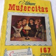 Coleccionismo Álbum: MUJERCITAS- COMPLETO. Lote 190541393