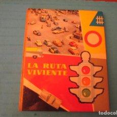 Coleccionismo Álbum: LA RUTA VIVIENTE NESTLE . Lote 190575403
