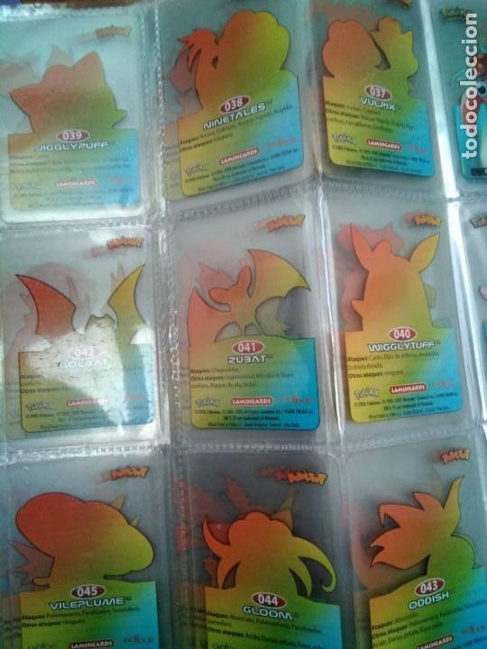 Coleccionismo Álbum: Album completo de Pokemon lamincards 2005 - Foto 3 - 144262580