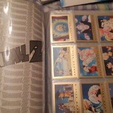 Coleccionismo Álbum: DRAGON BALL ALBUM SERIE DORADA / ORO COMPLETA. Lote 207100978