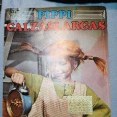 Coleccionismo Álbum: PIPI CALZASLARGAS EDITORIAL FHER FALTAN 20 IMPECABLE. Lote 191025617