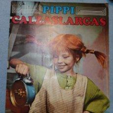 Coleccionismo Álbum: PIPI CALZASLARGAS EDITORIAL FHER FALTAN 9 IMPECABLE. Lote 191025712