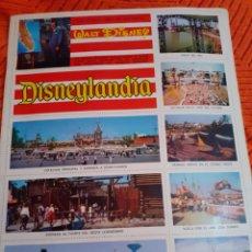 Collectionnisme Album: ALBUM DE CROMOS DISNEYLANDIA SUSAETA COMPLETO. Lote 191321402