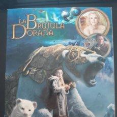 Coleccionismo Álbum: LA BRUJULA DORADA. ALBUM COMPLETO. PANINI 2008. CROMOS PEGADOS. Lote 211447375