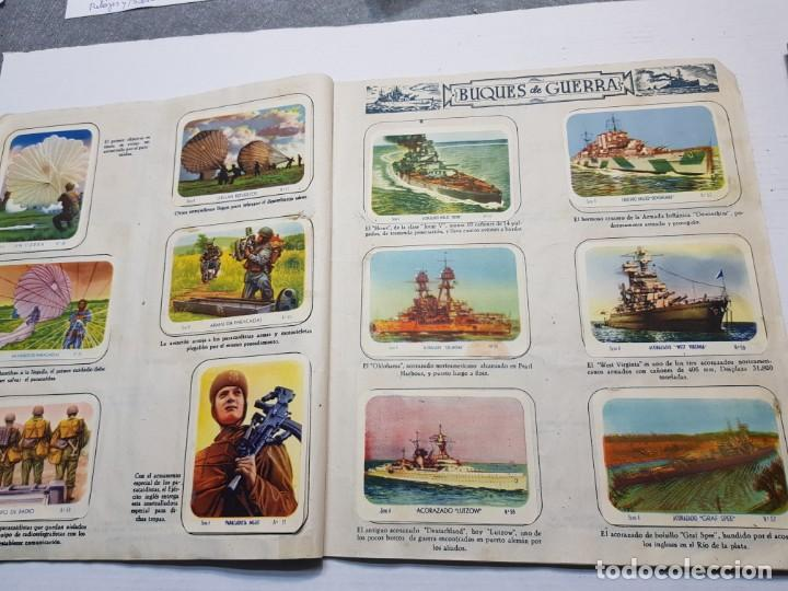 Coleccionismo Álbum: Albumes completo Cromos de Guerra Serie A y B 1945 dificil - Foto 9 - 191340910