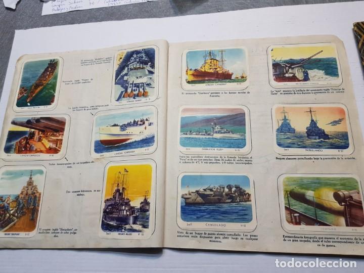 Coleccionismo Álbum: Albumes completo Cromos de Guerra Serie A y B 1945 dificil - Foto 10 - 191340910