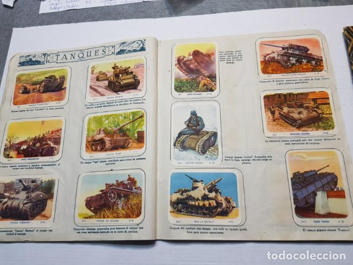 Coleccionismo Álbum: Albumes completo Cromos de Guerra Serie A y B 1945 dificil - Foto 13 - 191340910