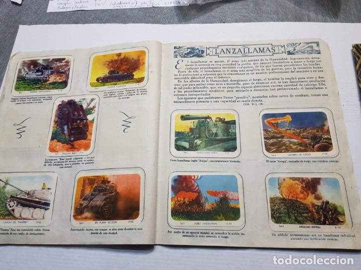 Coleccionismo Álbum: Albumes completo Cromos de Guerra Serie A y B 1945 dificil - Foto 14 - 191340910