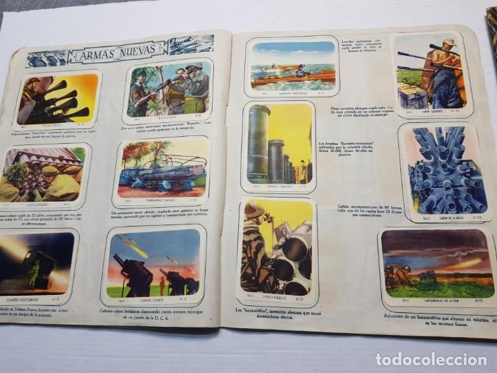 Coleccionismo Álbum: Albumes completo Cromos de Guerra Serie A y B 1945 dificil - Foto 15 - 191340910