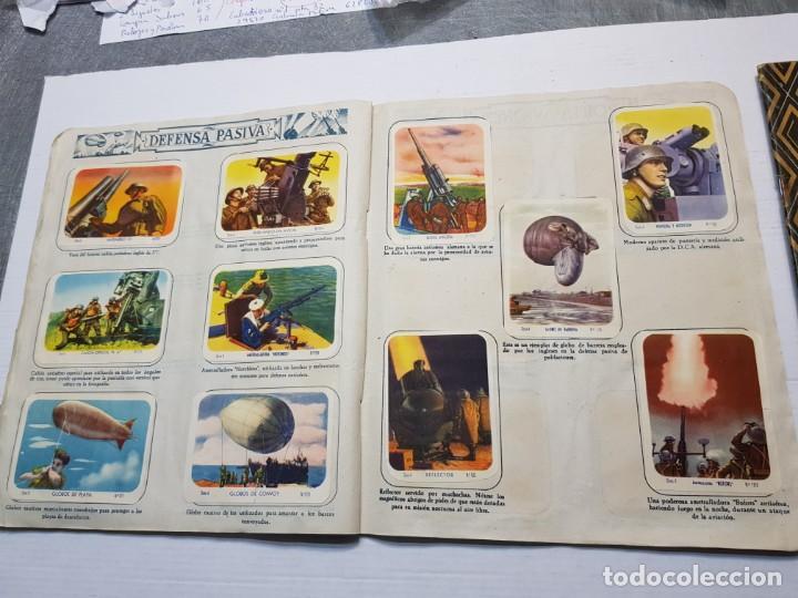 Coleccionismo Álbum: Albumes completo Cromos de Guerra Serie A y B 1945 dificil - Foto 16 - 191340910