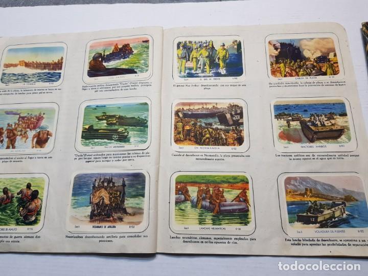 Coleccionismo Álbum: Albumes completo Cromos de Guerra Serie A y B 1945 dificil - Foto 19 - 191340910