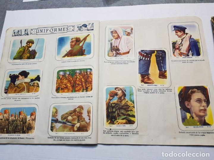 Coleccionismo Álbum: Albumes completo Cromos de Guerra Serie A y B 1945 dificil - Foto 20 - 191340910