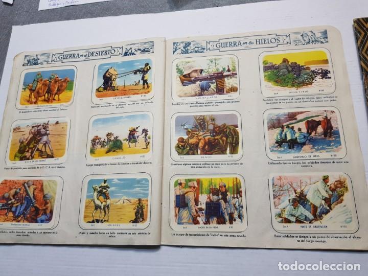 Coleccionismo Álbum: Albumes completo Cromos de Guerra Serie A y B 1945 dificil - Foto 21 - 191340910