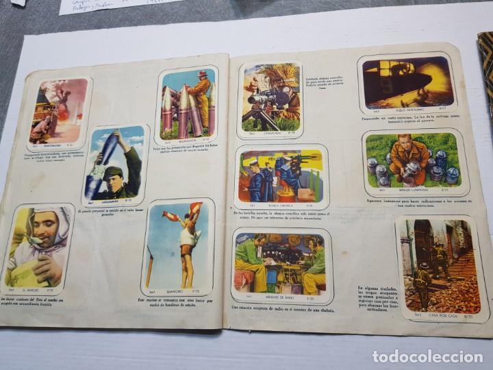 Coleccionismo Álbum: Albumes completo Cromos de Guerra Serie A y B 1945 dificil - Foto 24 - 191340910