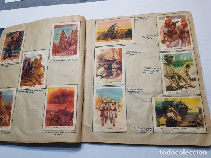 Coleccionismo Álbum: Albumes completo Cromos de Guerra Serie A y B 1945 dificil - Foto 31 - 191340910