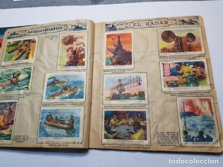 Coleccionismo Álbum: Albumes completo Cromos de Guerra Serie A y B 1945 dificil - Foto 33 - 191340910