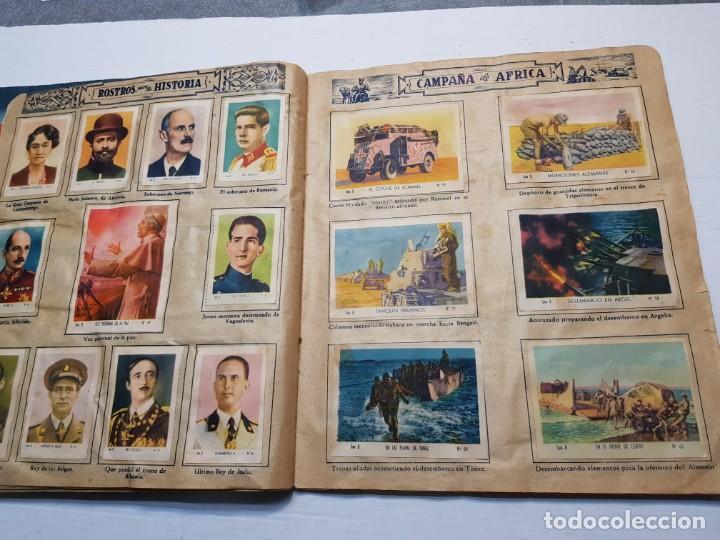 Coleccionismo Álbum: Albumes completo Cromos de Guerra Serie A y B 1945 dificil - Foto 34 - 191340910