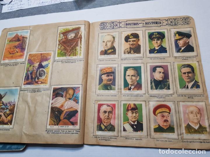 Coleccionismo Álbum: Albumes completo Cromos de Guerra Serie A y B 1945 dificil - Foto 41 - 191340910