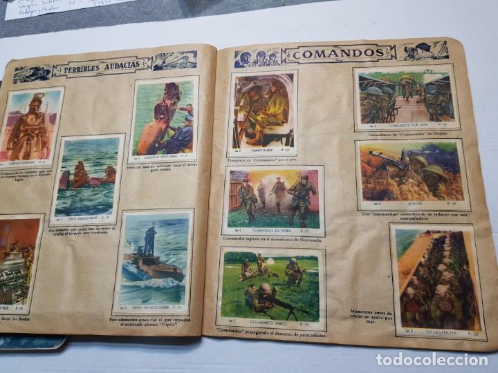Coleccionismo Álbum: Albumes completo Cromos de Guerra Serie A y B 1945 dificil - Foto 42 - 191340910