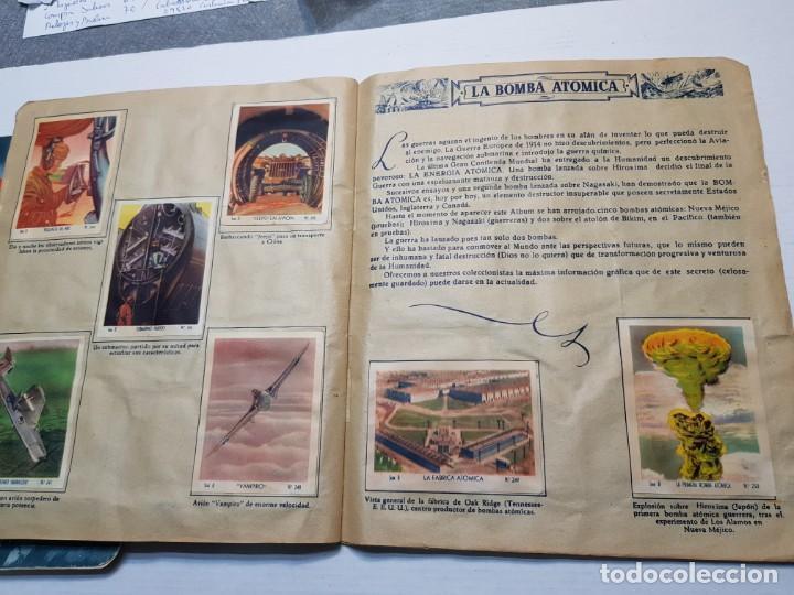 Coleccionismo Álbum: Albumes completo Cromos de Guerra Serie A y B 1945 dificil - Foto 44 - 191340910