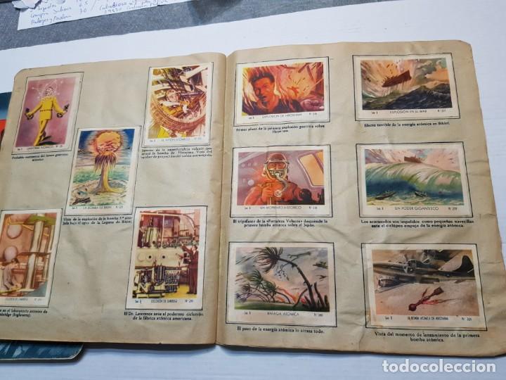 Coleccionismo Álbum: Albumes completo Cromos de Guerra Serie A y B 1945 dificil - Foto 45 - 191340910