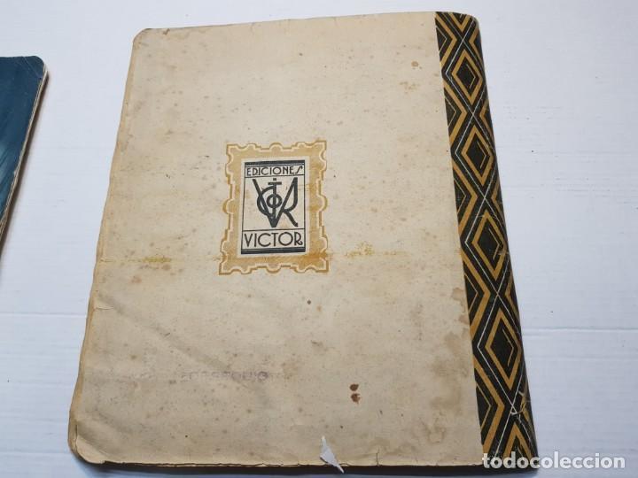Coleccionismo Álbum: Albumes completo Cromos de Guerra Serie A y B 1945 dificil - Foto 48 - 191340910