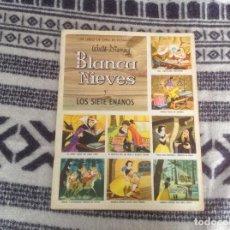Coleccionismo Álbum: BLANCANIEVES Y LOS SIETE ENANITOS SUSAETA. Lote 191798215