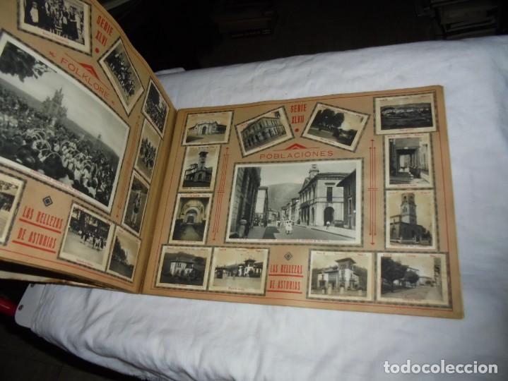 Coleccionismo Álbum: ALBUM Nº 1.LAS BELLEZAS DE ASTURIAS.JUAN GIL CANELLAS.OVIEDO 1933.-COMPLETO - Foto 4 - 192080566