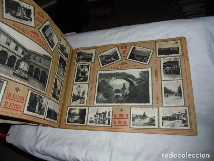 Coleccionismo Álbum: ALBUM Nº 1.LAS BELLEZAS DE ASTURIAS.JUAN GIL CANELLAS.OVIEDO 1933.-COMPLETO - Foto 5 - 192080566