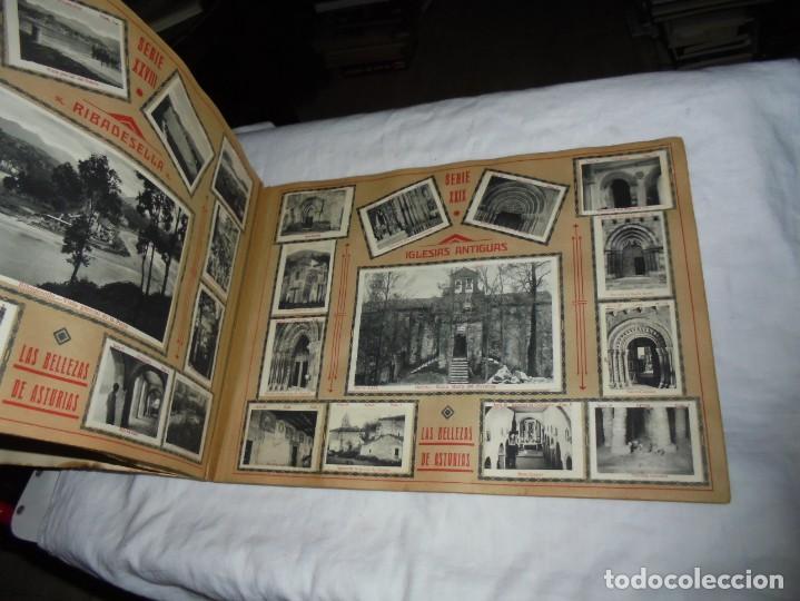 Coleccionismo Álbum: ALBUM Nº 1.LAS BELLEZAS DE ASTURIAS.JUAN GIL CANELLAS.OVIEDO 1933.-COMPLETO - Foto 6 - 192080566