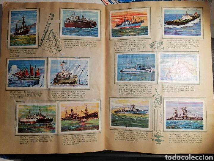 Coleccionismo Álbum: Àlbum de cromos completo EL NAVIO A TRAVES DEL TIEMPO - Foto 12 - 192462661