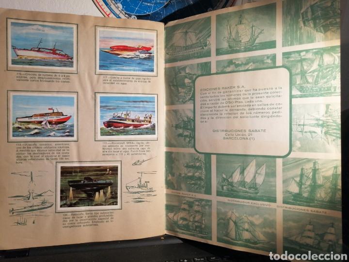 Coleccionismo Álbum: Àlbum de cromos completo EL NAVIO A TRAVES DEL TIEMPO - Foto 15 - 192462661