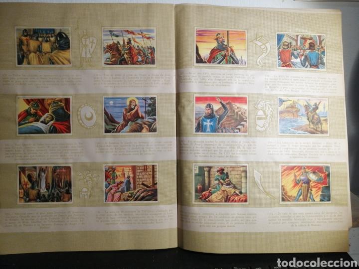 Coleccionismo Álbum: Album de cromos Completo y Album cromos desplegable LAS CRUZADAS . RUIZ ROMERO - Foto 6 - 192503717