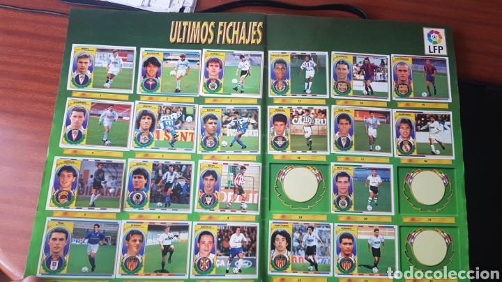 Coleccionismo Álbum: ALBUM CROMOS 1996 97 LFP COLECCIONES ESTE - Foto 2 - 192555443