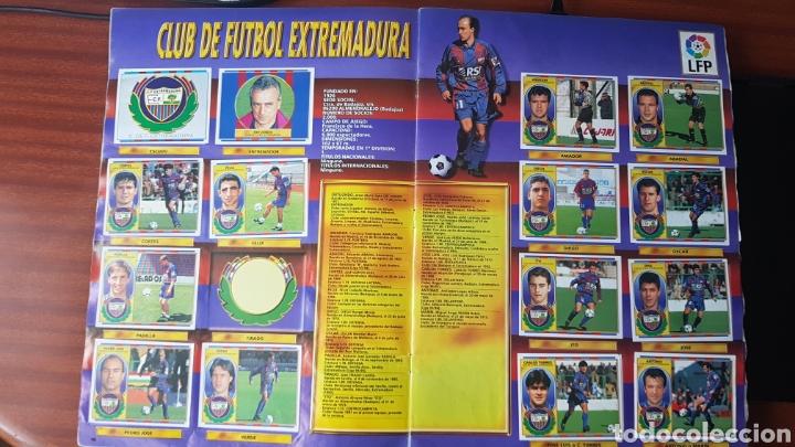 Coleccionismo Álbum: ALBUM CROMOS 1996 97 LFP COLECCIONES ESTE - Foto 3 - 192555443