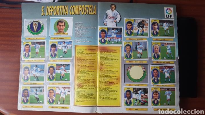 Coleccionismo Álbum: ALBUM CROMOS 1996 97 LFP COLECCIONES ESTE - Foto 5 - 192555443