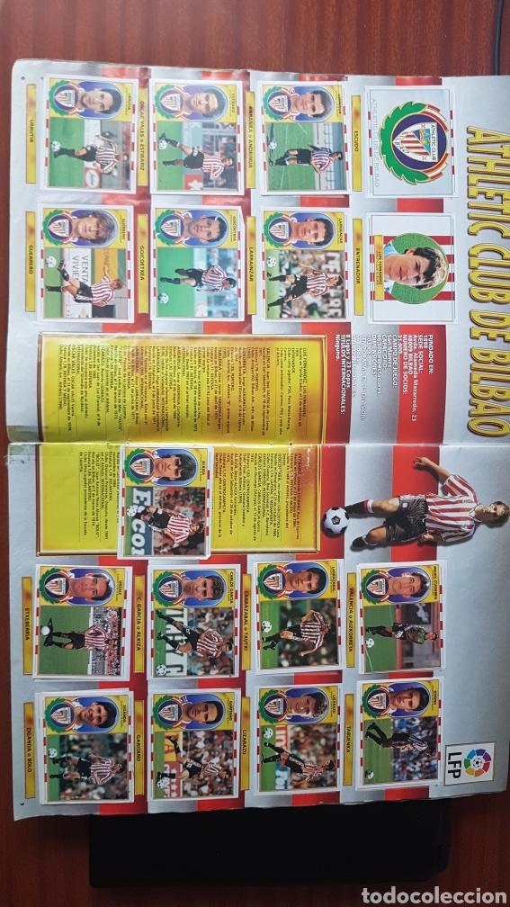 Coleccionismo Álbum: ALBUM CROMOS 1996 97 LFP COLECCIONES ESTE - Foto 6 - 192555443