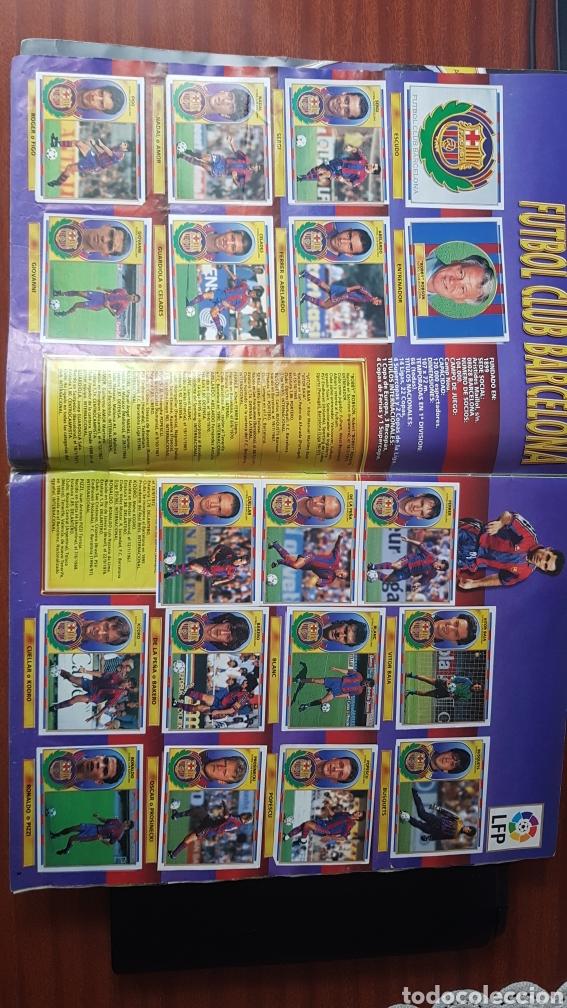 Coleccionismo Álbum: ALBUM CROMOS 1996 97 LFP COLECCIONES ESTE - Foto 7 - 192555443
