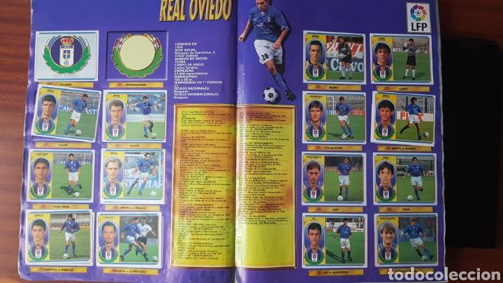 Coleccionismo Álbum: ALBUM CROMOS 1996 97 LFP COLECCIONES ESTE - Foto 8 - 192555443