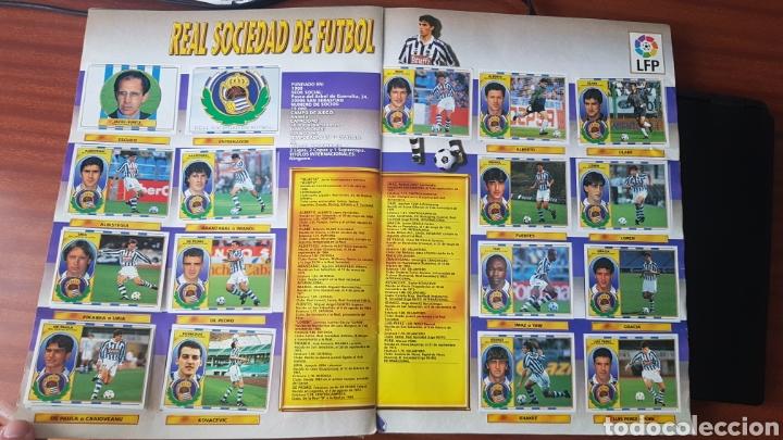 Coleccionismo Álbum: ALBUM CROMOS 1996 97 LFP COLECCIONES ESTE - Foto 10 - 192555443