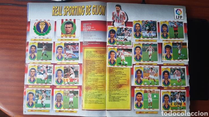 Coleccionismo Álbum: ALBUM CROMOS 1996 97 LFP COLECCIONES ESTE - Foto 15 - 192555443
