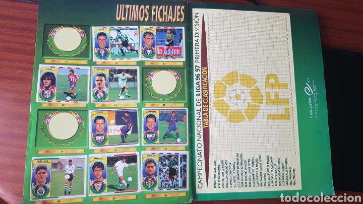 Coleccionismo Álbum: ALBUM CROMOS 1996 97 LFP COLECCIONES ESTE - Foto 16 - 192555443