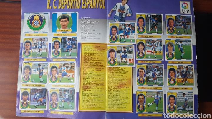 Coleccionismo Álbum: ALBUM CROMOS 1996 97 LFP COLECCIONES ESTE - Foto 17 - 192555443