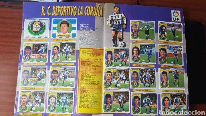 Coleccionismo Álbum: ALBUM CROMOS 1996 97 LFP COLECCIONES ESTE - Foto 18 - 192555443